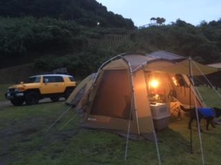 研修キャンプ終了^ – ^