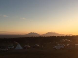 まだまだキャンプ